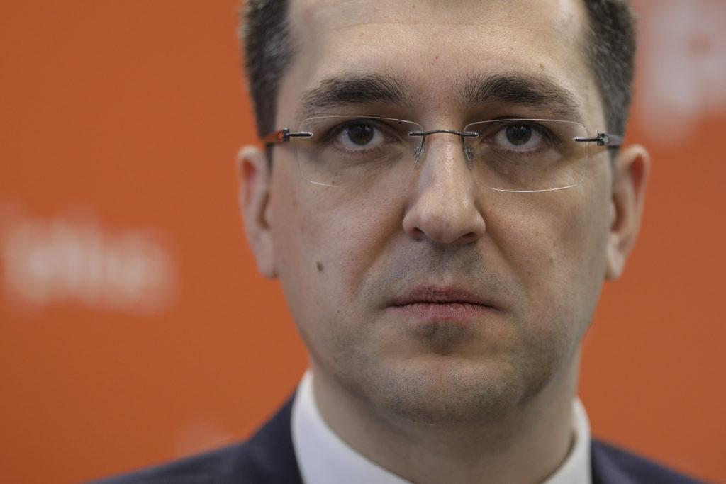 Vlad Voiculescu: USR a blocat o OUG prin care trusturi de presă primeau bani pentru o campanie de promovare a vaccinării