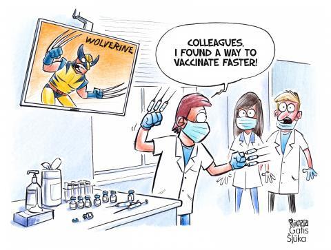 Economistul Dan Diaconu: De ce nu avem un tratament, dar avem atâtea vaccinuri?