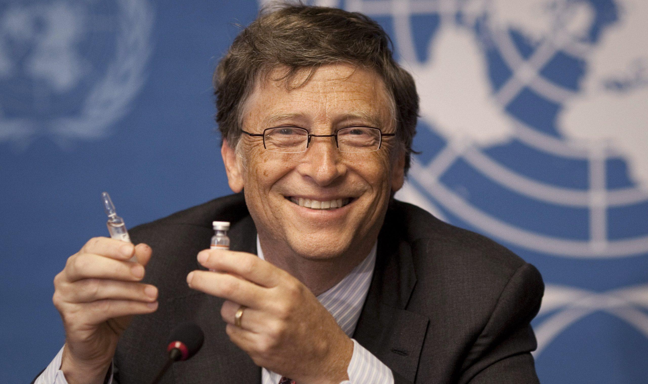 Bill Gates: Pentru următoarea pandemie vom dispune de fabrici-gigant care pot produce vaccinuri ARN mesager