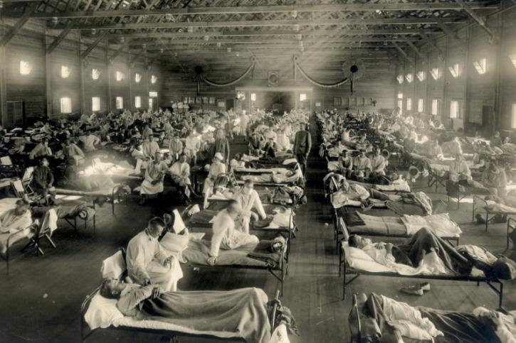 Epidemia care lovește la 100 de ani – coincidență sau mână criminală?